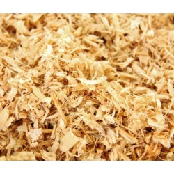 Wood chip and Shavings blend